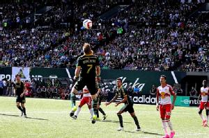 Portland Timbers 0-2 New York Red Bulls from Providence Park